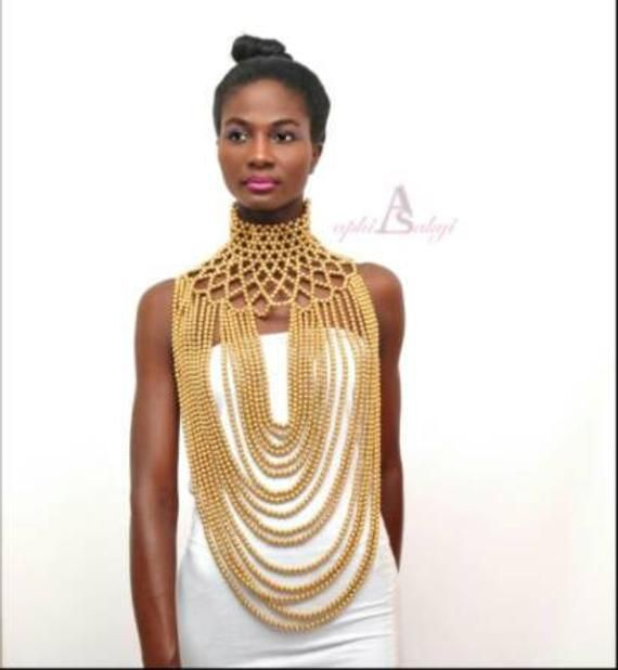 multi strand gold beads , accessories , ,jewelry,a