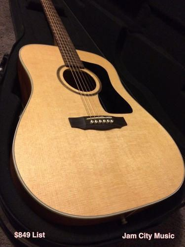What a great deal! #Guild #SellerSale #AcousticMusic #JamCityMusic #Guild via @reverbdotcom