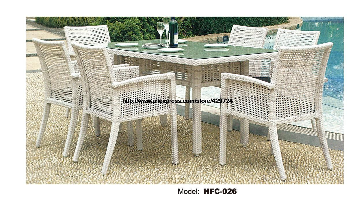 Simple Style Modern Rattan Leisure Chair Table Set Holiday Garden Outdoor Desk Chairs Bal Outdoor Furniture Style Outdoor Furniture Sets Furniture Combinations