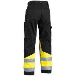 Photo of Pantaloni Blakläder® unisex alta visibilità 1564 nero taglia 26