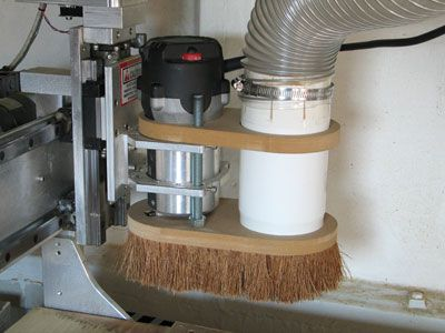 Dust Collection For Router 2 Of 2 Woodwork Dust