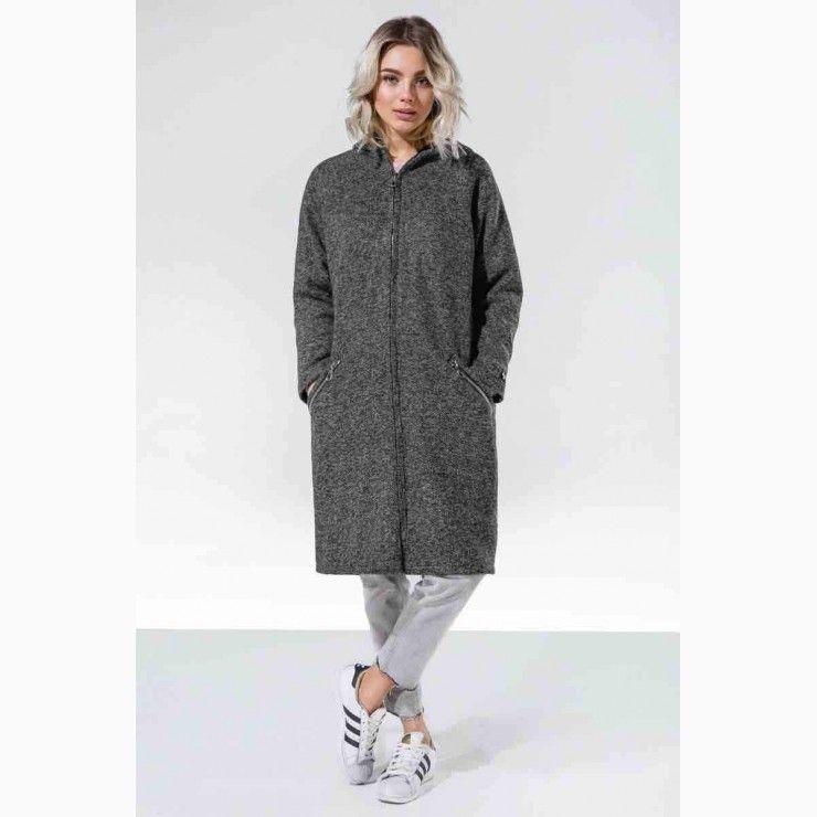 681487a7f7b31f Evening dress with zipper-blue in 2019 | Wardrobe Update | Fashion ...