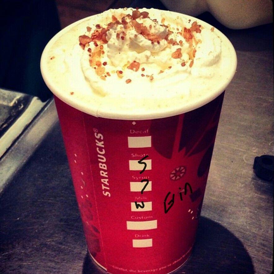 Starbucks Chestnut Praline Latte.