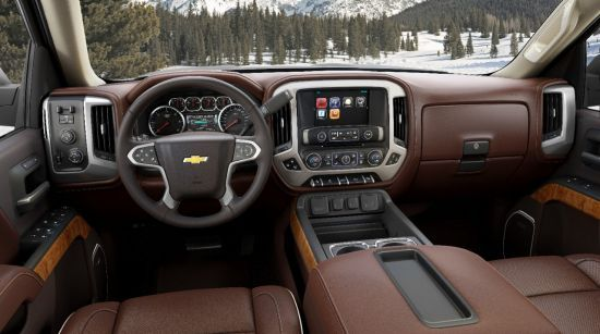 2015 Chevrolet Silverado High Country Silverado High Country Chevy Silverado Chevrolet Silverado