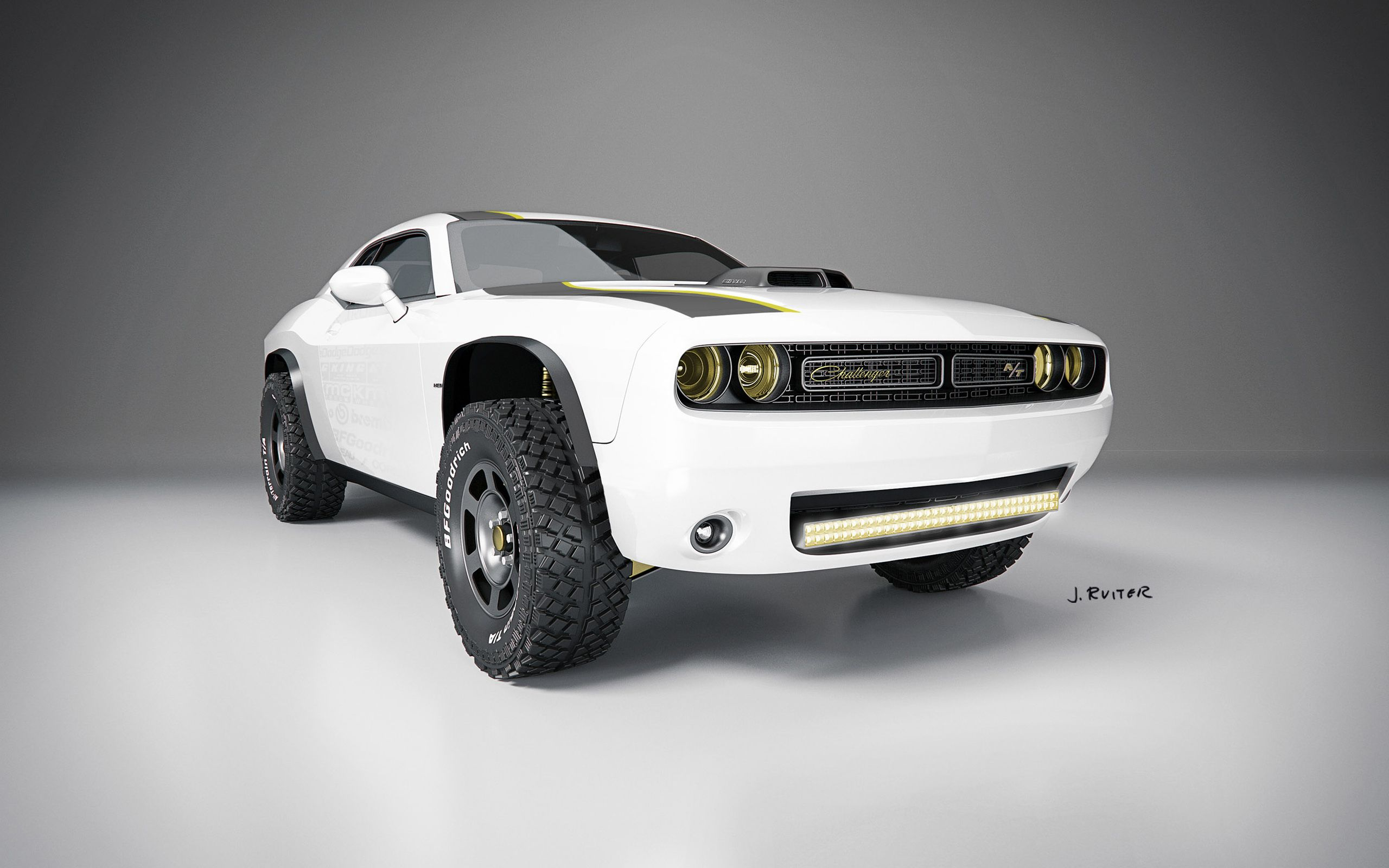 2014 dodge challenger at untamed concept wallpaper hd http imashon com
