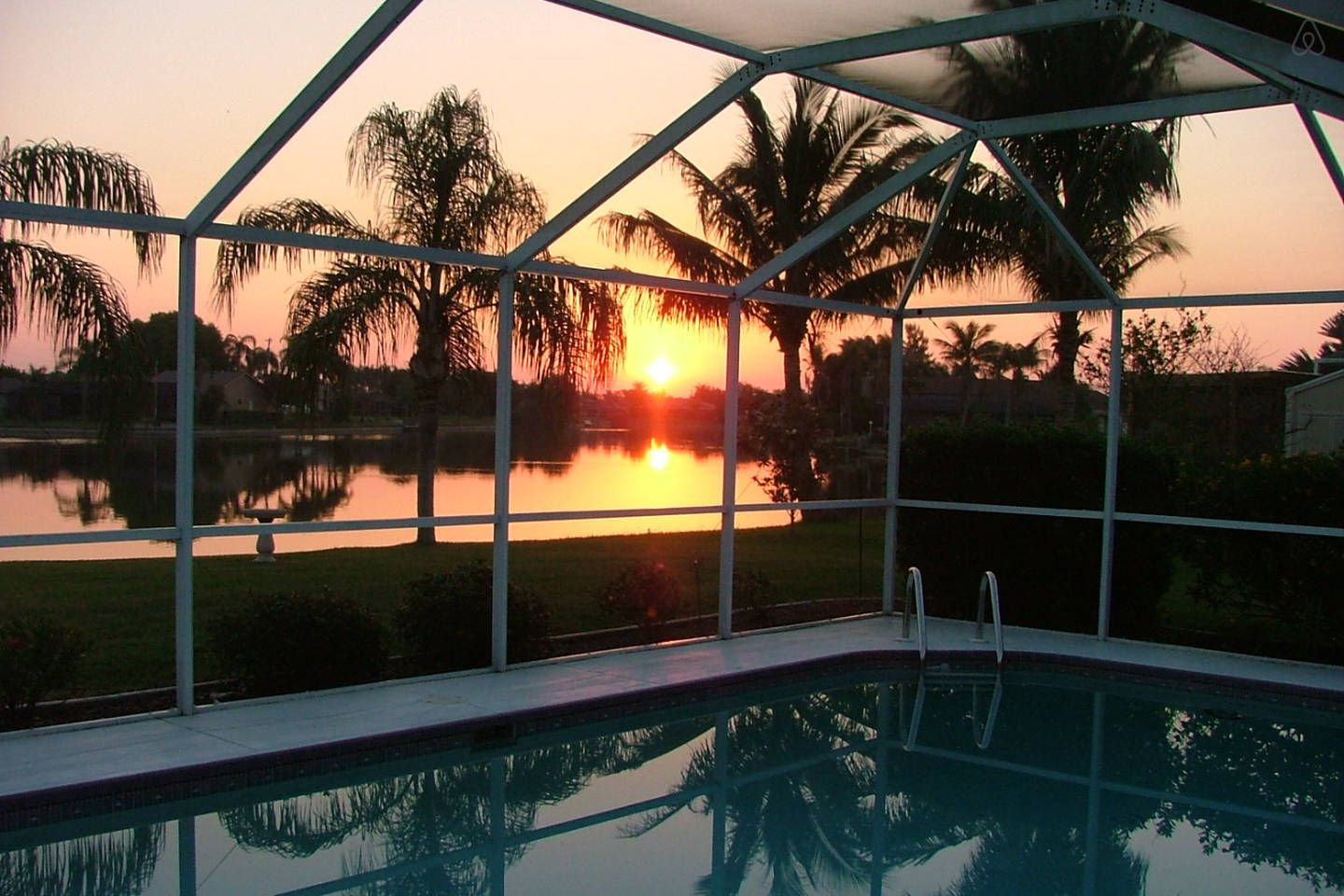 Villa Cape Coral Waterfront Sunrise vacation rental in