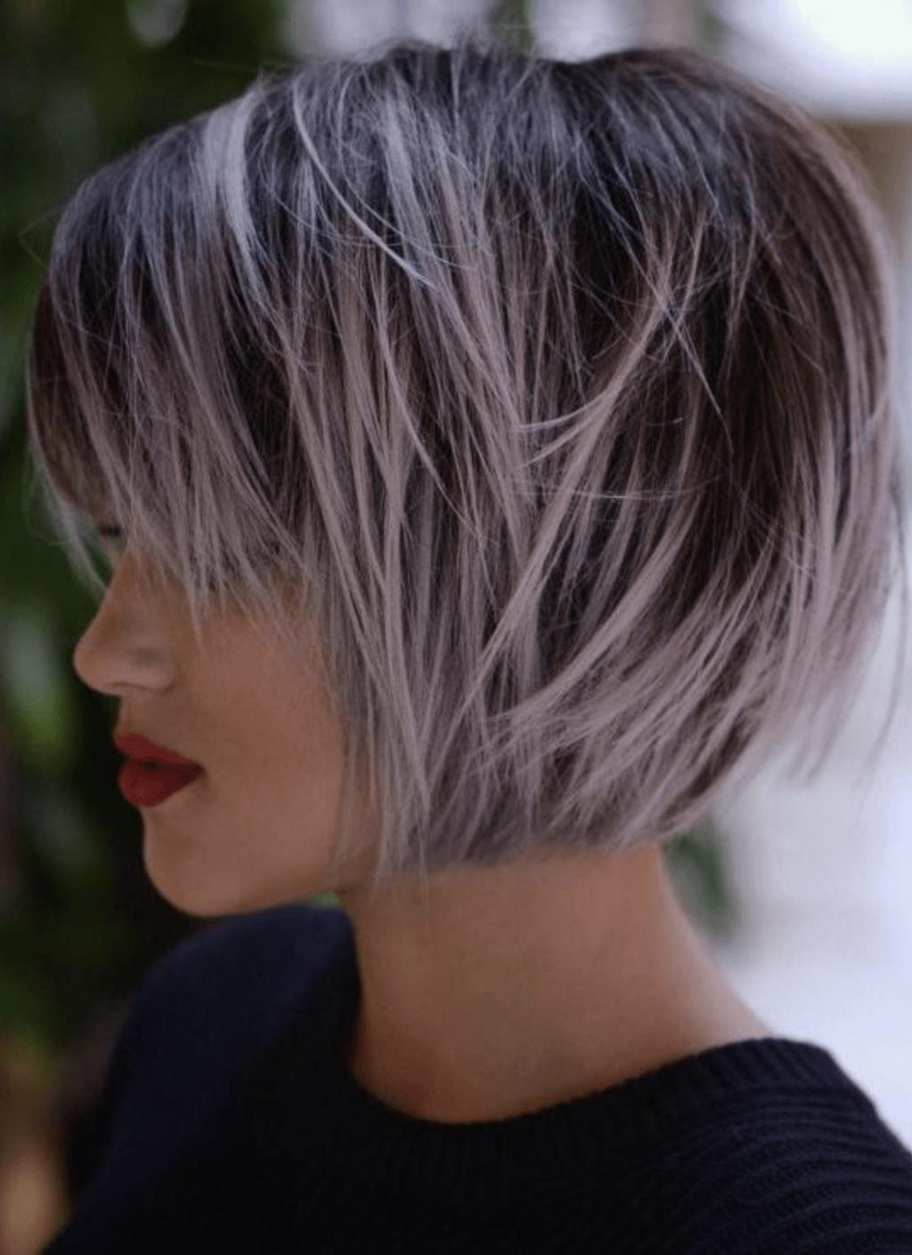 32 Pretty Spring And Summer Short Hairstyle Ideas 2019 Blonde Bob Haircut Thin Hair Haircuts Bob Hairstyles For Fine Hair