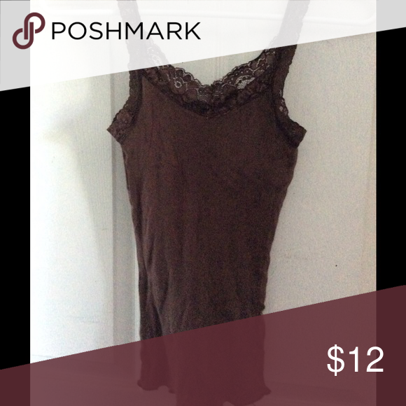 Abercrombie & Fitch Brown XS tank top Abercrombie & Fitch Brown XS tank top Abercrombie & Fitch Tops Tank Tops