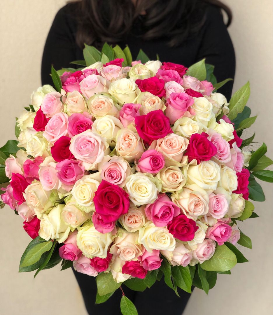 Enorme bouquet de fleur - du japon et des fleurs
