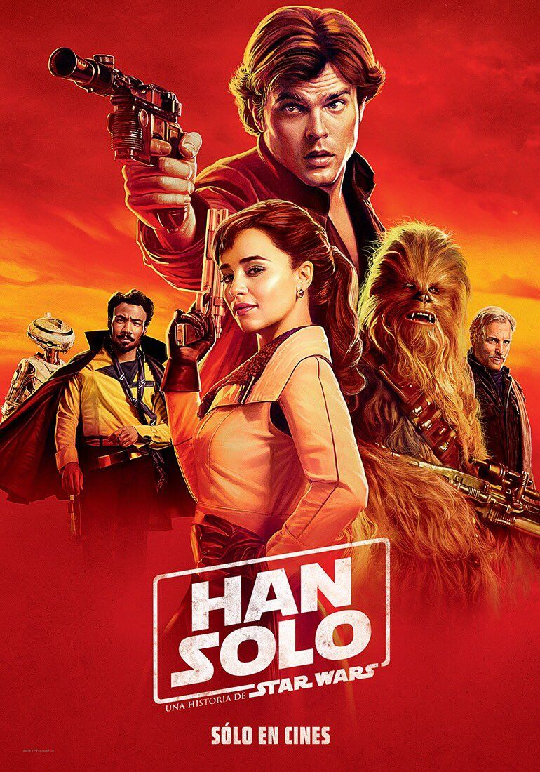 Ver Solo A Star Wars Story 2018 Pelicula Completa Online En Espanol Latino Subtitulado Star Wars Art Star Wars Star Wars Movie