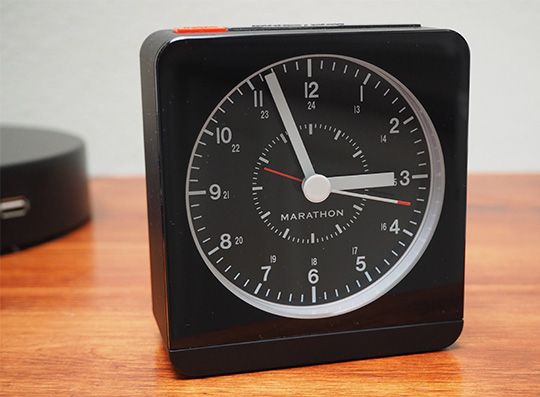 The Gentlemanu0027s Smart Bedside Table. Alarm ClocksBedside ...