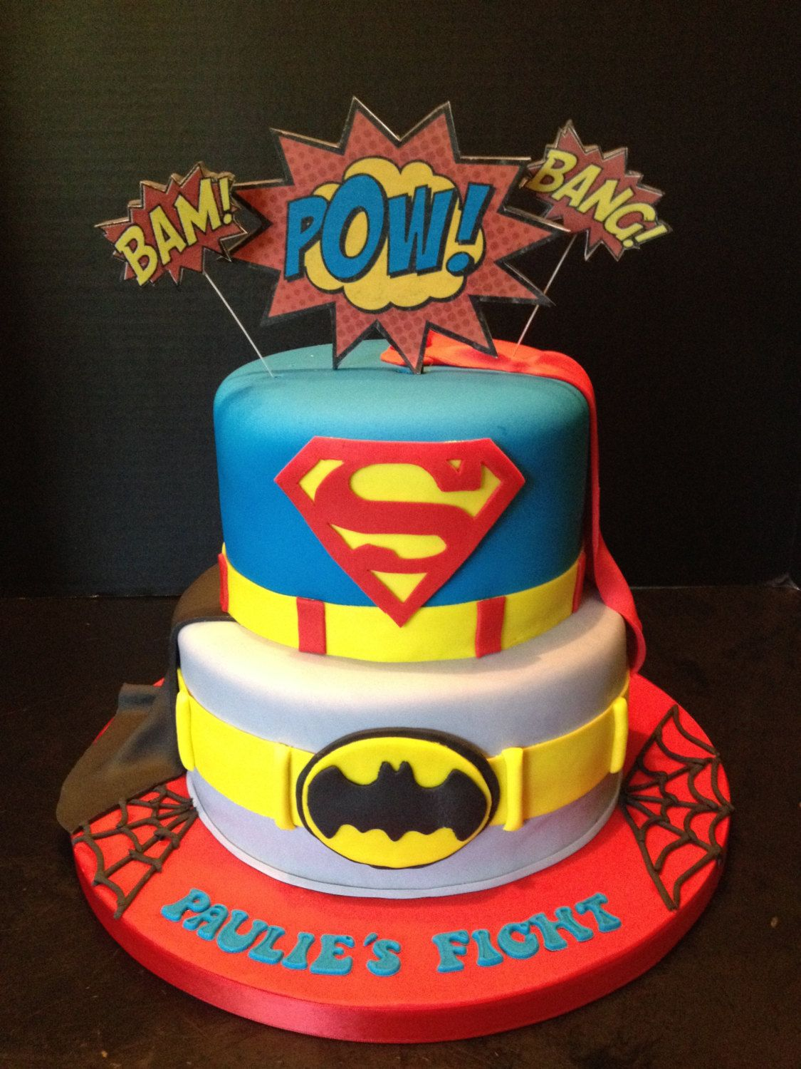 Superhero Birthday Cakes Google Search Dylans Party