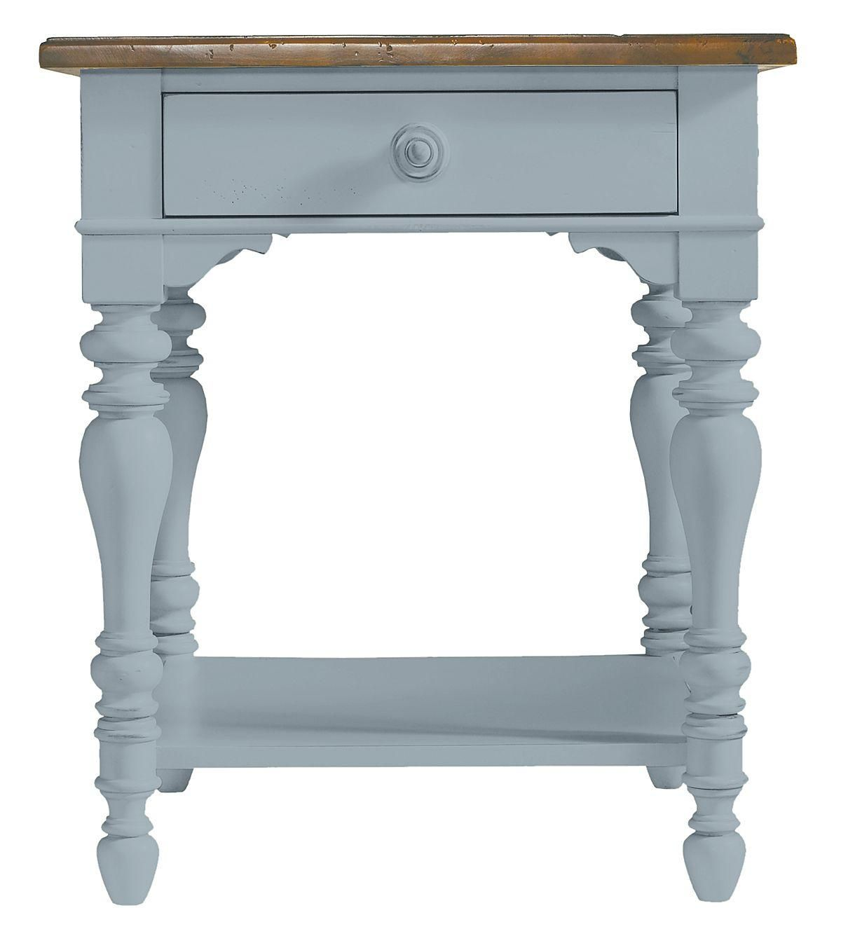 Best Coastal Living Cottage Lamp Table By Stanley Furniture 400 x 300