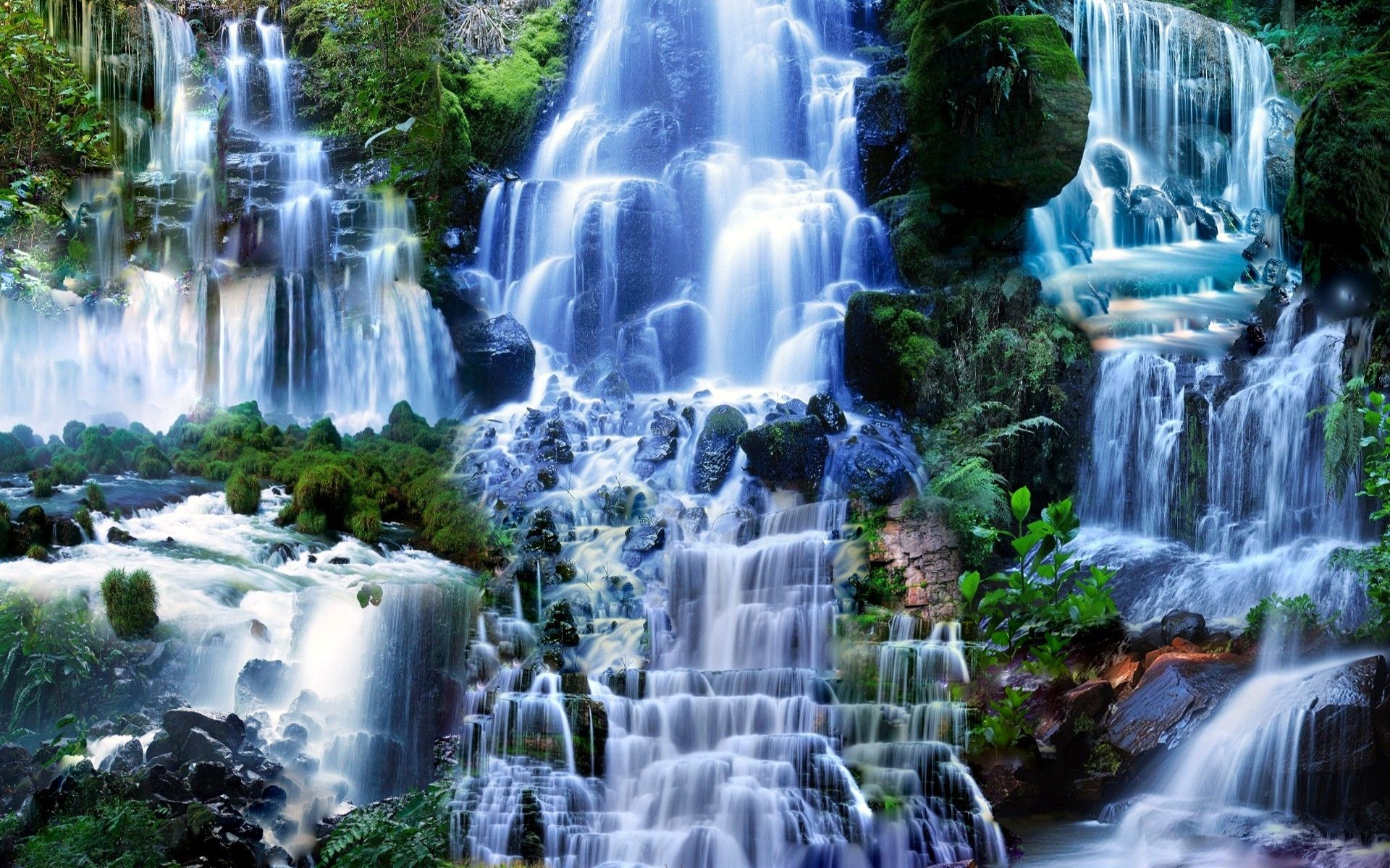 Tag Waterfalls Scenery Wallpapers Backgrounds Paos Images And Pictures For Free Keywords Scen