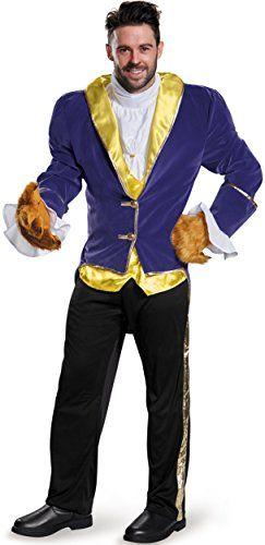Mens Halloween Costumes Disney Men\u0027s Plus Size Beauty Beast - halloween costumes ideas men