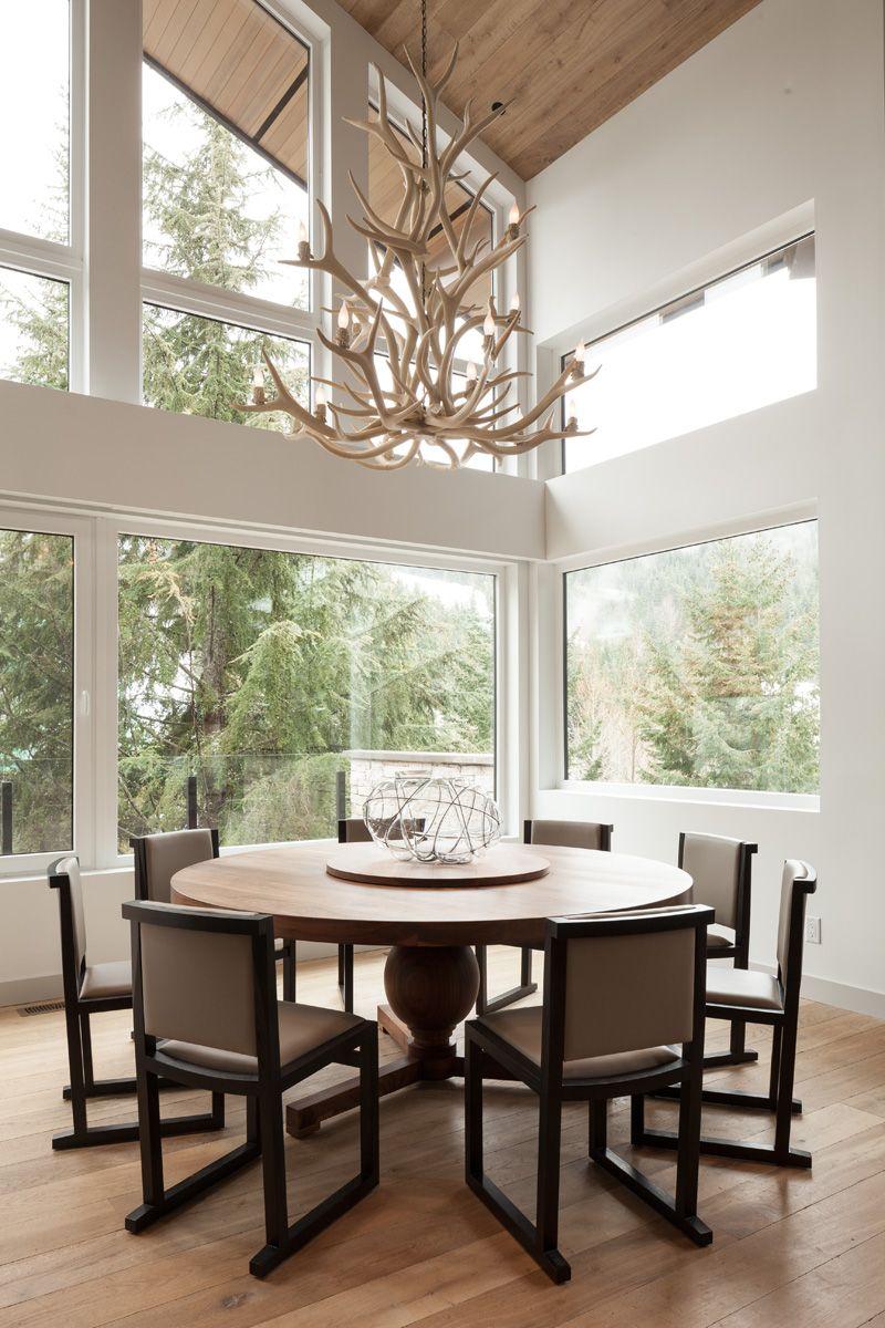 moderner landhausstil und umbau ein almhaus in canada planejamento pinterest moderner. Black Bedroom Furniture Sets. Home Design Ideas