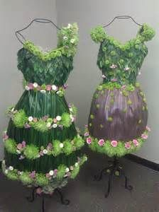 Botanical dresses!