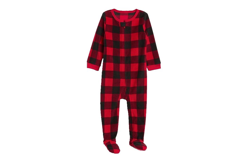 fcb1ecc3c2 40 Oh-So-Cute Options for Christmas Pajamas for Baby | Buffalo Check ...
