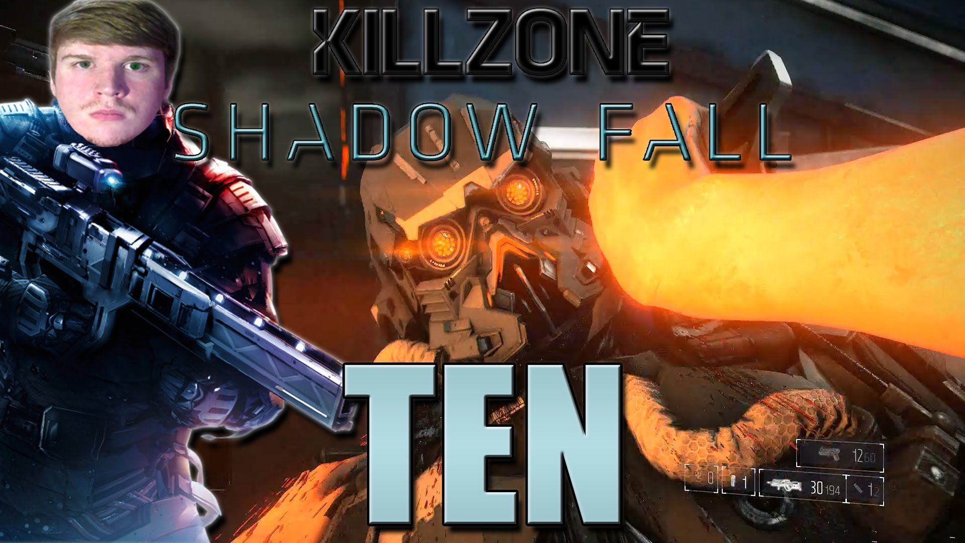 Killzone Shadow Fall Chapter 6 Part 1-The Agent-Gameplay