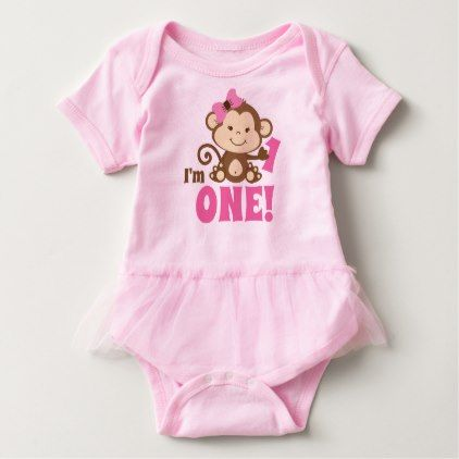 First birthday gift for girl monkey 1st one tutu baby bodysuit first birthday gift for girl monkey 1st one tutu baby bodysuit baby birthday sweet gift negle Choice Image