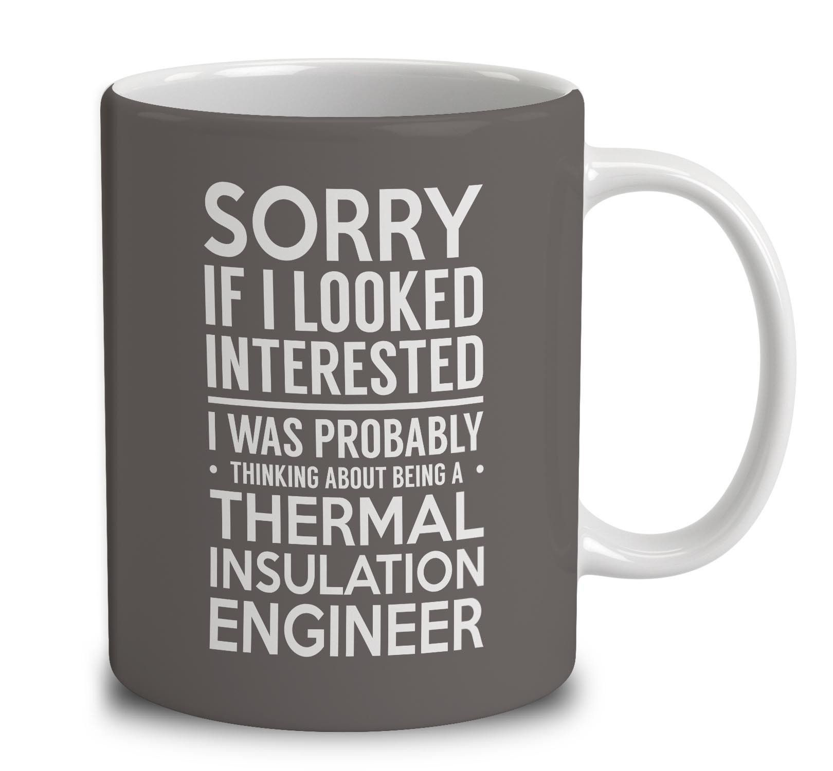Probably Thinking About Being A Thermal Insulation Engineer