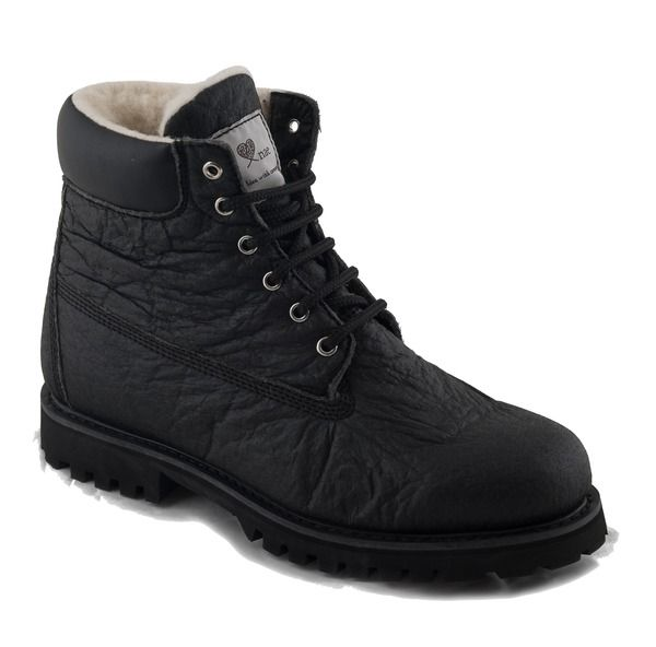 3d546c1296c567 Nae Vegan Shoes - NAE Etna Piñatex - Unisex Vegan Stiefel