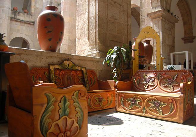 Mueble artesanal michoac n decoraci n m xico pinterest - Artesania y decoracion ...