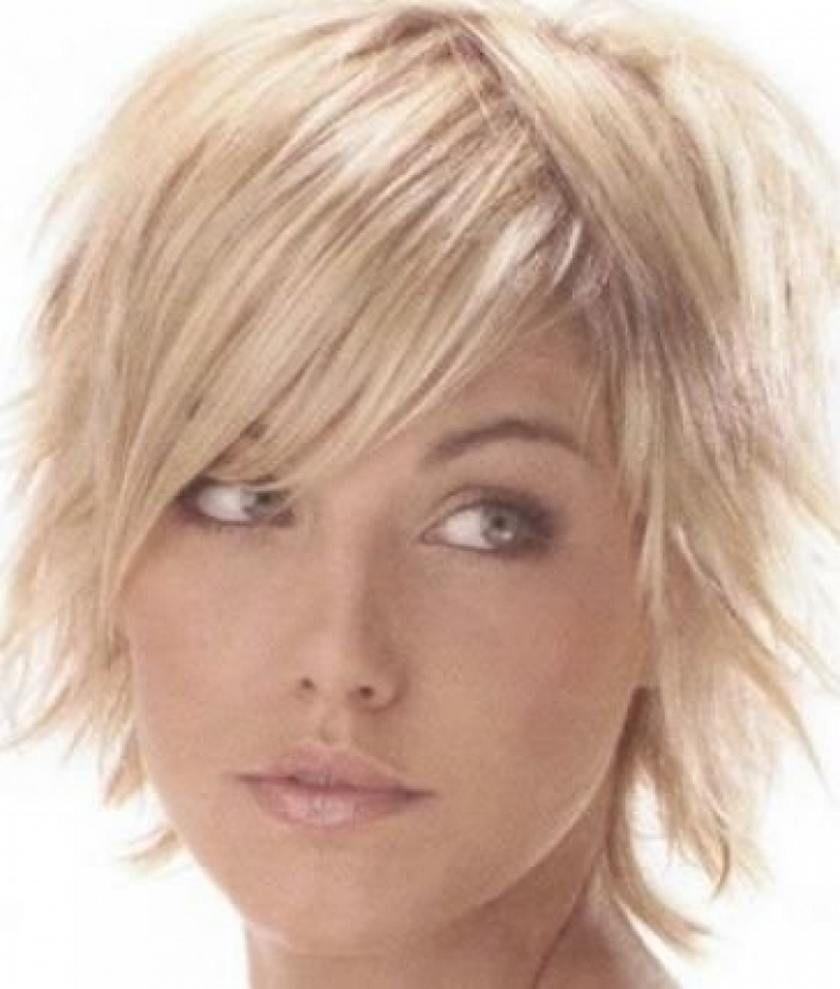 haircuts for thin hair | popular short hairdos for fine hair 2013