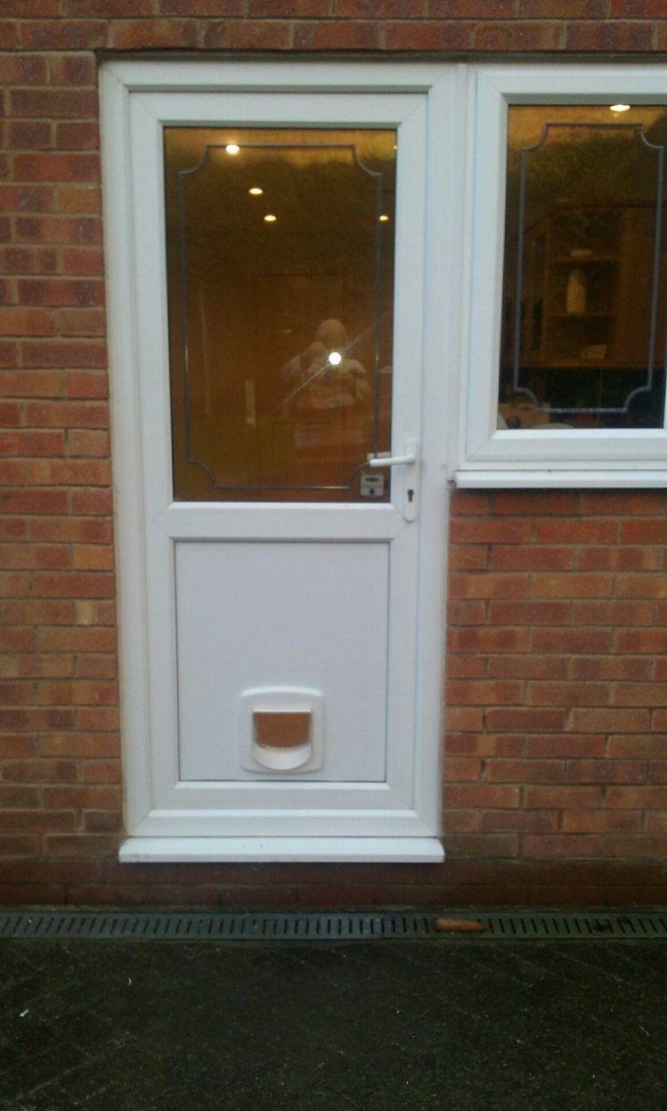 Staywell Cat Flap For Glass Door Glass Doors Pinterest Glass