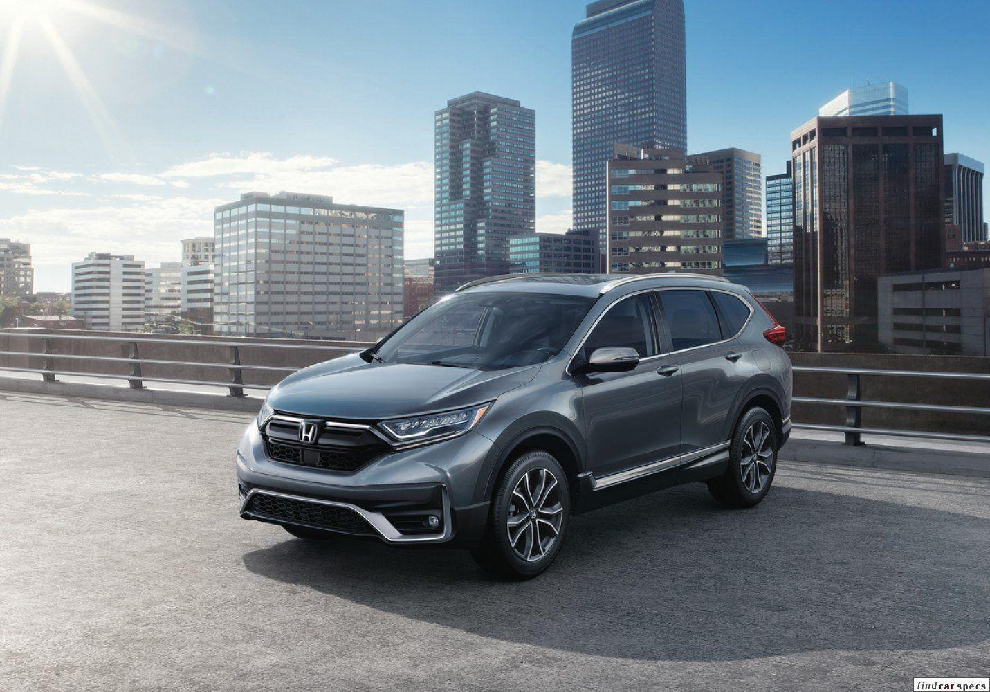 Honda CRV / CRV V (Facelift 2019) 2.0 (212 Hp