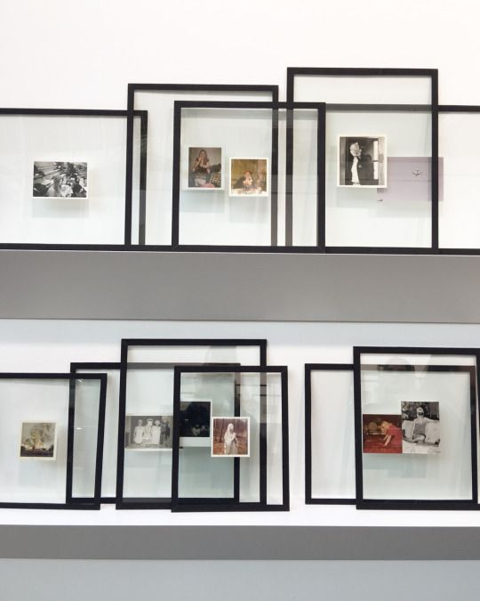 Night Man Picture Shelves Frames On Wall Interior