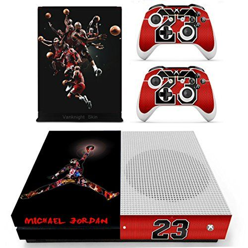 Vanknight Vinyl Decal Skin Stickers Cover For Xbox One Sslim