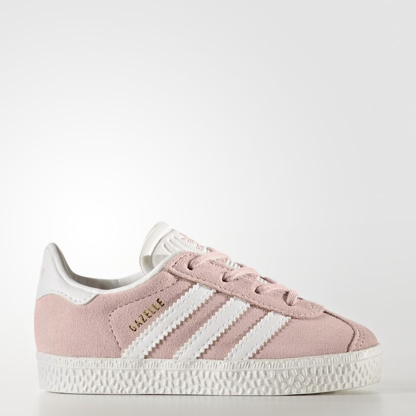 Gazelle Shoes Icey Pink / Cloud White