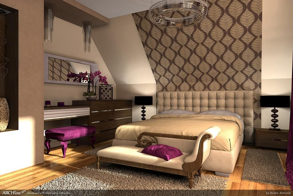 Thanks To CadLine Network Ltd: Professional Rendering Created With  ARCHLine.XP Interior Design Software #MakingLuxury
