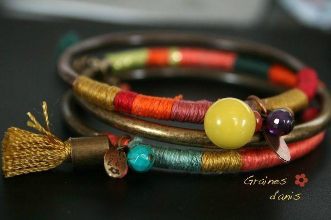 prix raisonnable plusieurs couleurs magasin officiel Graine d'anis... j'adooore ! | Jewels | Bijoux de mariée ...