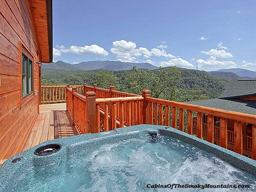 cabin picture featured gatlinburg rentals vacation village tn queen property mountain cabins rental margaret in chalet photo smoky home luxury