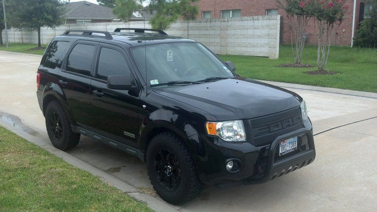 Ford Escape Raptor Grille Google Search Ford Escape Ford Escape Xlt Ford Expedition