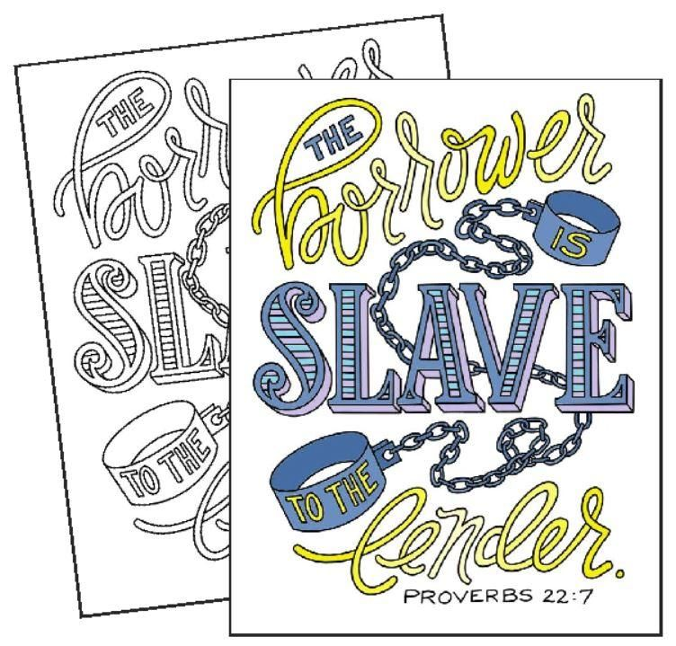 Remember Why You Started Coloring Page New Debt Free Coloring