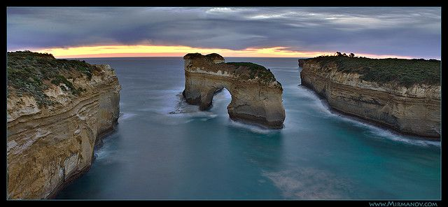 The Island Archway (IMG_7343_7350_HDR_PAN_1000) by Tigerone, via Flickr