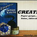 Sommaire des articles créations à découvrir plus bas  Introduction à la création d'objets Harry Potter :...