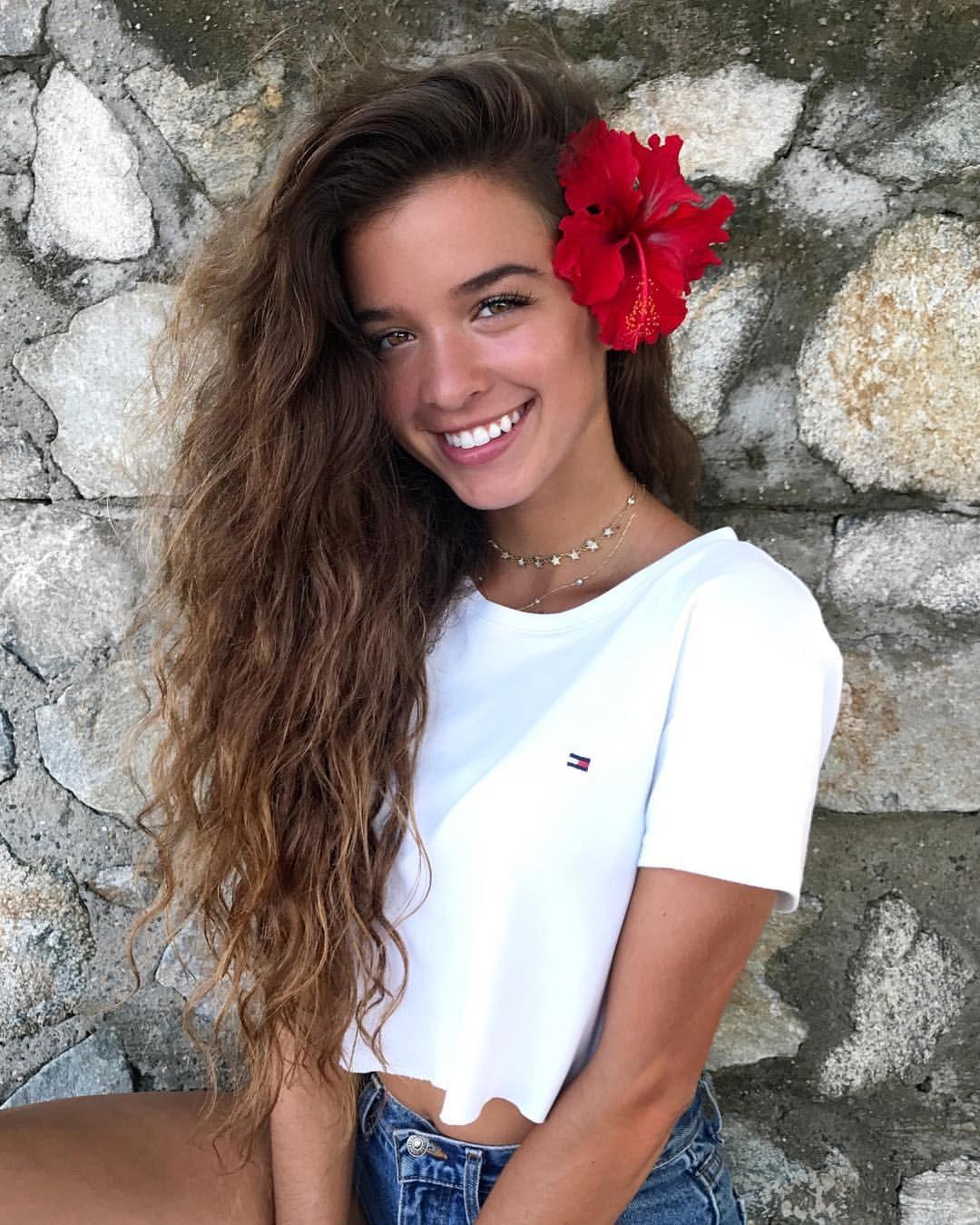 15 6 Mil Curtidas 77 Comentarios Lucie Rheaume Gonzalez Lucierheaume No Instagram Escape With Me Beauty Hair Beauty Pretty Face