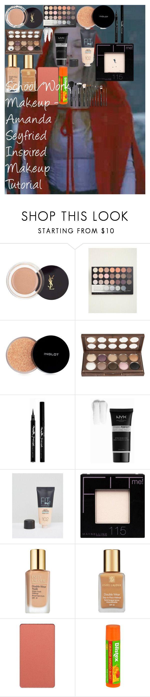 School/Work Makeup Amanda Seyfried Inspired Makeup