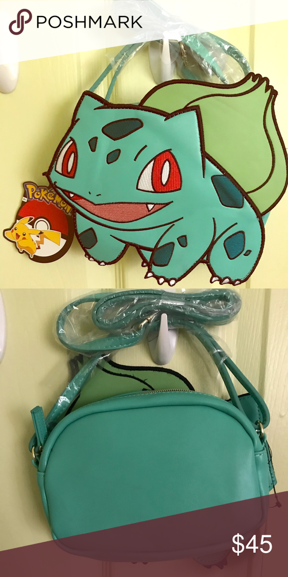 Details about  /Danielle Nicole Pokémon Charmander Crossbody Purse Pokemon Bag New