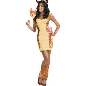 women s sassy bambi halloween costume