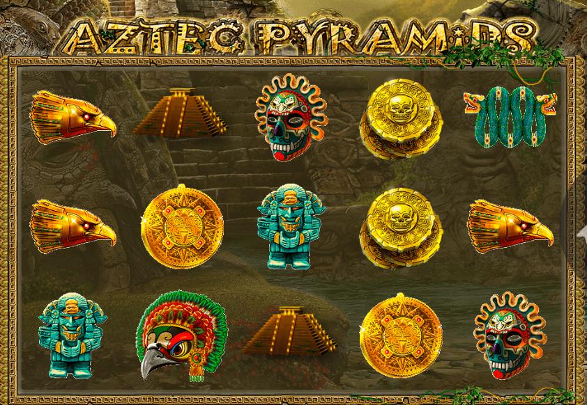 Spiele Aztec Rising - Video Slots Online