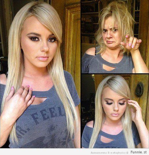 Bree Olson No Makeup
