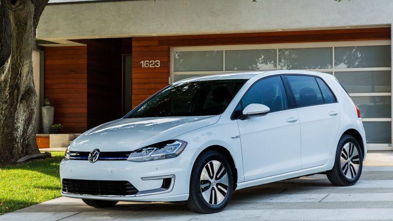2017 Volkswagen eGolf electric range grows to 125 miles