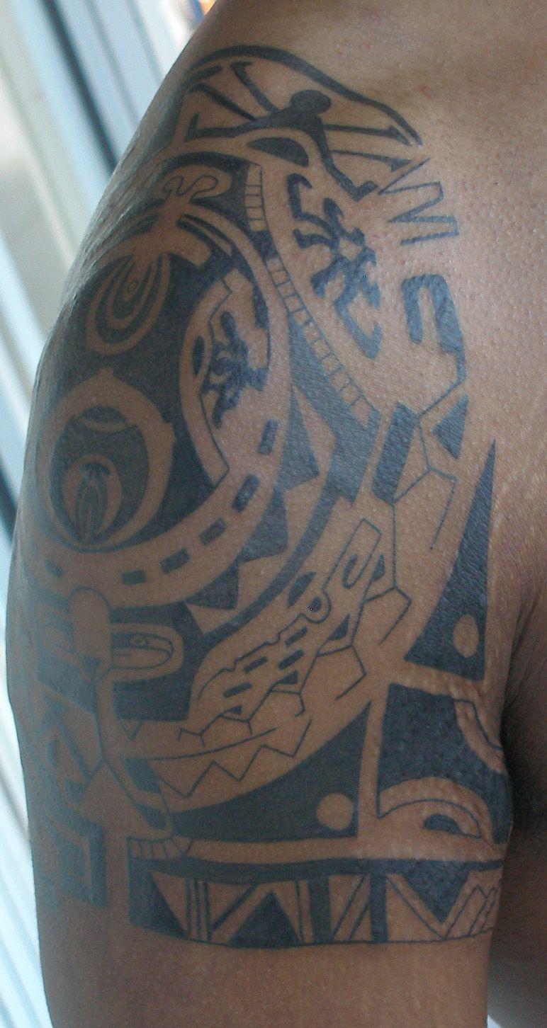 Dwayne johnsons tattoo 1 maorie tattoo