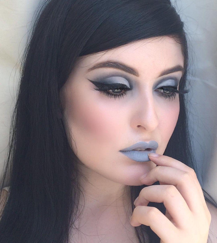 Beautybypaisley. Gray on gray Wedding eye makeup, Grey