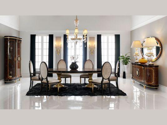 Comedores de lujo mariner, salones comedores muebles clásicos ...